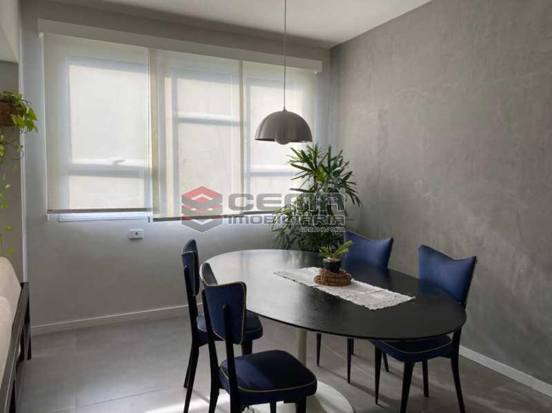 sala - Excelente Apartamento 2 quartos com suite e vaga no Largo dos Leões - Humaita. - LAAP25198 - 12
