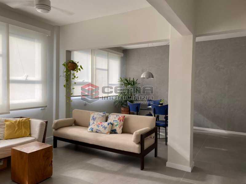sala - Excelente Apartamento 2 quartos com suite e vaga no Largo dos Leões - Humaita. - LAAP25198 - 11