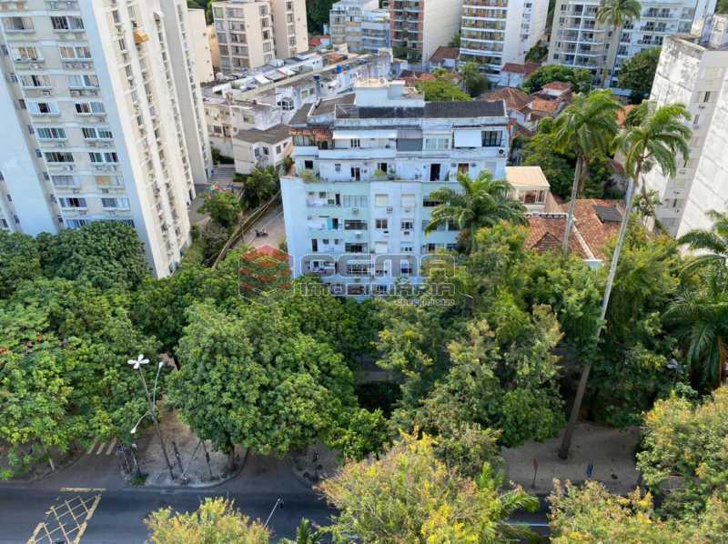 vista - Excelente Apartamento 2 quartos com suite e vaga no Largo dos Leões - Humaita. - LAAP25198 - 4