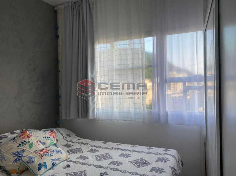 suite - Excelente Apartamento 2 quartos com suite e vaga no Largo dos Leões - Humaita. - LAAP25198 - 14