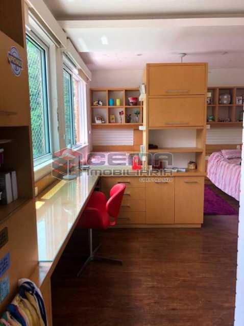 000b3d94d11d3e544eda18e74193c0 - Apartamento 4 quartos à venda Cosme Velho, Zona Sul RJ - R$ 2.100.000 - LAAP40960 - 7