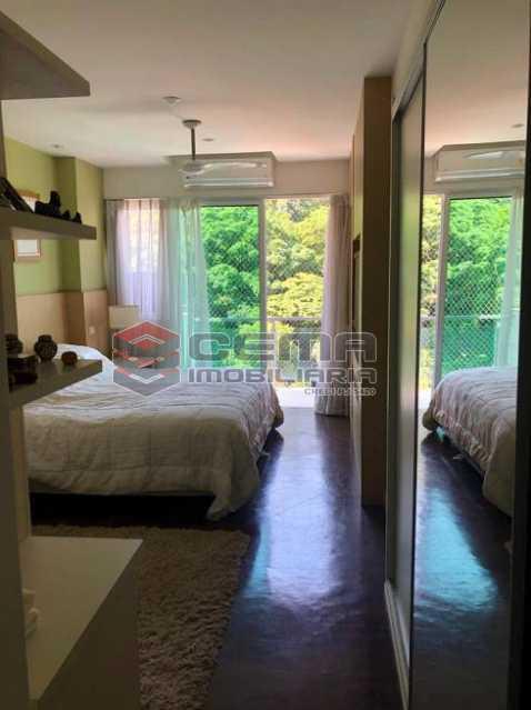 7b9138755b3839356a1cde41b1246b - Apartamento 4 quartos à venda Cosme Velho, Zona Sul RJ - R$ 2.100.000 - LAAP40960 - 8