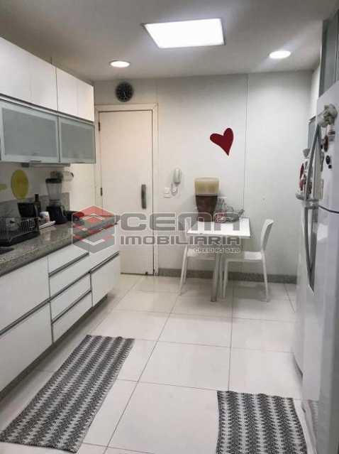 7c78875acfad6c7f1ce6357dbe2079 - Apartamento 4 quartos à venda Cosme Velho, Zona Sul RJ - R$ 2.100.000 - LAAP40960 - 22