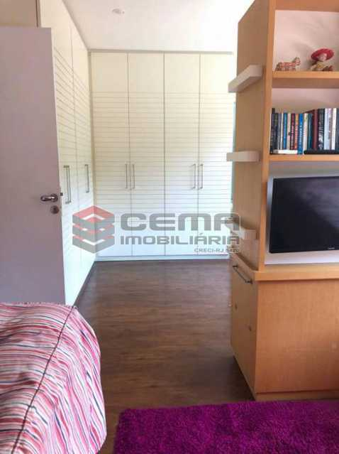96f8d5749e2adfb18c45f535ea4094 - Apartamento 4 quartos à venda Cosme Velho, Zona Sul RJ - R$ 2.100.000 - LAAP40960 - 11