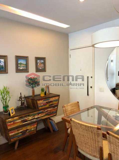 7768d53e2cdaea1dcc5335d9a9a90c - Apartamento 4 quartos à venda Cosme Velho, Zona Sul RJ - R$ 2.100.000 - LAAP40960 - 5