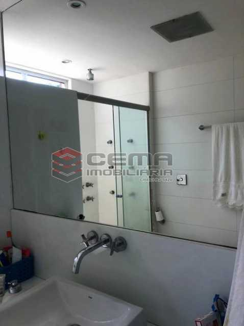 63521f90d667ffcf3439e8cb4fcfd1 - Apartamento 4 quartos à venda Cosme Velho, Zona Sul RJ - R$ 2.100.000 - LAAP40960 - 24