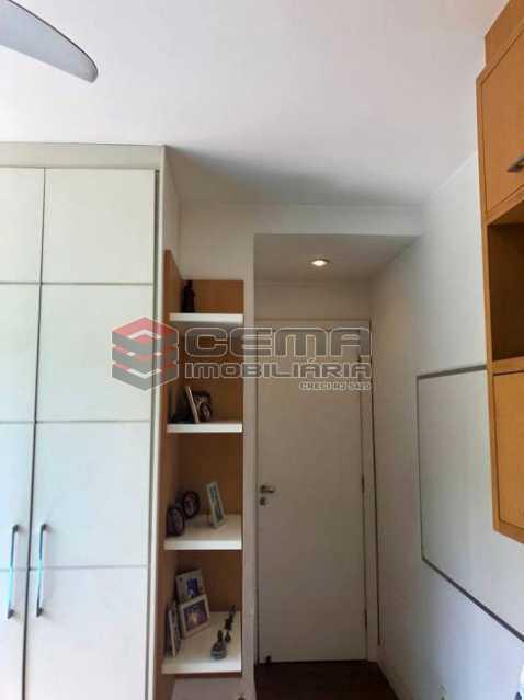 9797580dcaf050c59af204dd1e7b61 - Apartamento 4 quartos à venda Cosme Velho, Zona Sul RJ - R$ 2.100.000 - LAAP40960 - 17