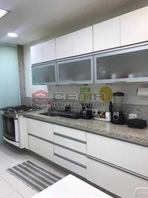 b9c2cdeedb6b30eea9af47438817cd - Apartamento 4 quartos à venda Cosme Velho, Zona Sul RJ - R$ 2.100.000 - LAAP40960 - 28