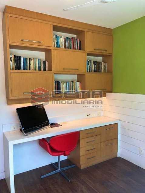 b58b62cf9fe10bfa070587b87fecb9 - Apartamento 4 quartos à venda Cosme Velho, Zona Sul RJ - R$ 2.100.000 - LAAP40960 - 15