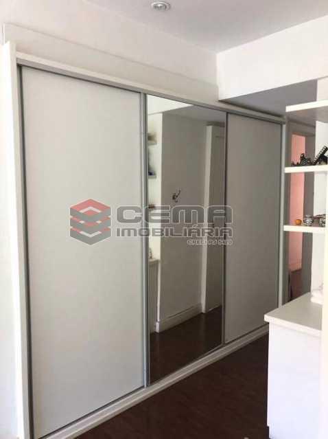 cd432aabd9a88c53db8296552f8c40 - Apartamento 4 quartos à venda Cosme Velho, Zona Sul RJ - R$ 2.100.000 - LAAP40960 - 16