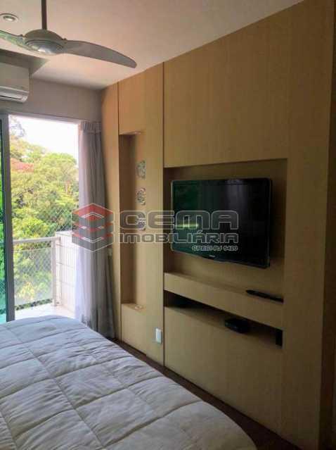 cd2853ae43d98cdab7b598bb92f6cb - Apartamento 4 quartos à venda Cosme Velho, Zona Sul RJ - R$ 2.100.000 - LAAP40960 - 18