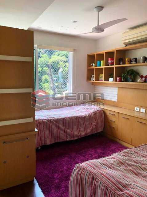 db406cfea434a60bb93689f3788f7c - Apartamento 4 quartos à venda Cosme Velho, Zona Sul RJ - R$ 2.100.000 - LAAP40960 - 20