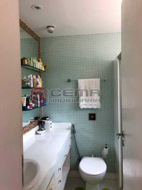 e16fbf43f825bae07e4fb0bff41e6d - Apartamento 4 quartos à venda Cosme Velho, Zona Sul RJ - R$ 2.100.000 - LAAP40960 - 29