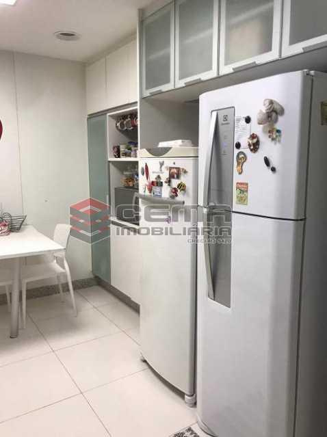 e25812989a428714c2eeb71a556386 - Apartamento 4 quartos à venda Cosme Velho, Zona Sul RJ - R$ 2.100.000 - LAAP40960 - 30
