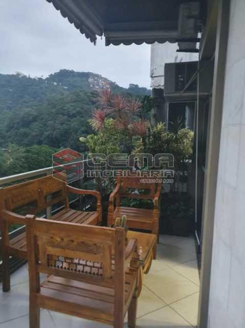 020154743346398 - Apartamento 3 quartos à venda Cosme Velho, Zona Sul RJ - R$ 1.250.000 - LAAP34402 - 1