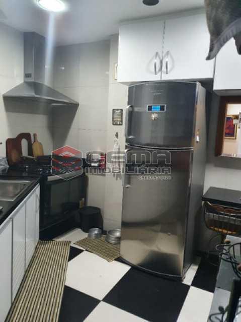 024133148491320 - Apartamento 3 quartos à venda Cosme Velho, Zona Sul RJ - R$ 1.250.000 - LAAP34402 - 16