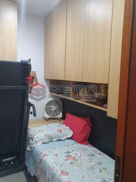 024187387490091 - Apartamento 3 quartos à venda Cosme Velho, Zona Sul RJ - R$ 1.250.000 - LAAP34402 - 8