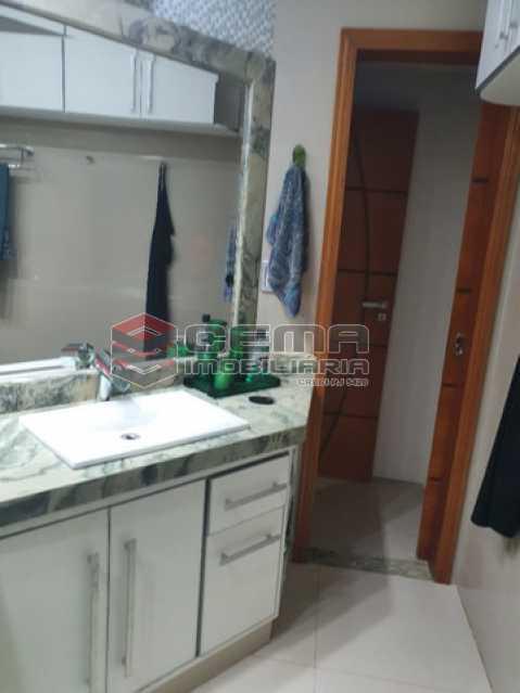 025146626308311 - Apartamento 3 quartos à venda Cosme Velho, Zona Sul RJ - R$ 1.250.000 - LAAP34402 - 13
