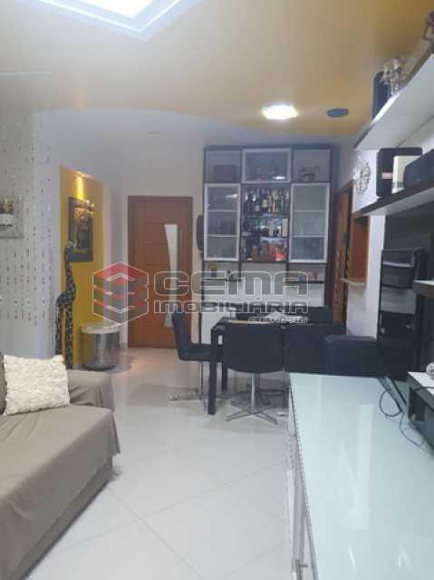 026123868373568 - Apartamento 3 quartos à venda Cosme Velho, Zona Sul RJ - R$ 1.250.000 - LAAP34402 - 3