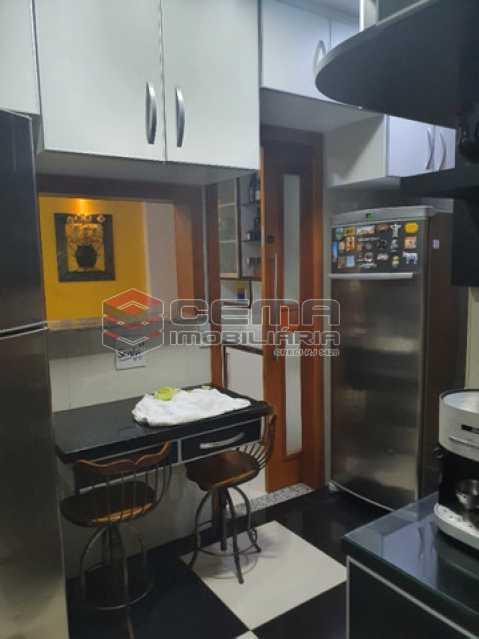 027104506653537 - Apartamento 3 quartos à venda Cosme Velho, Zona Sul RJ - R$ 1.250.000 - LAAP34402 - 17
