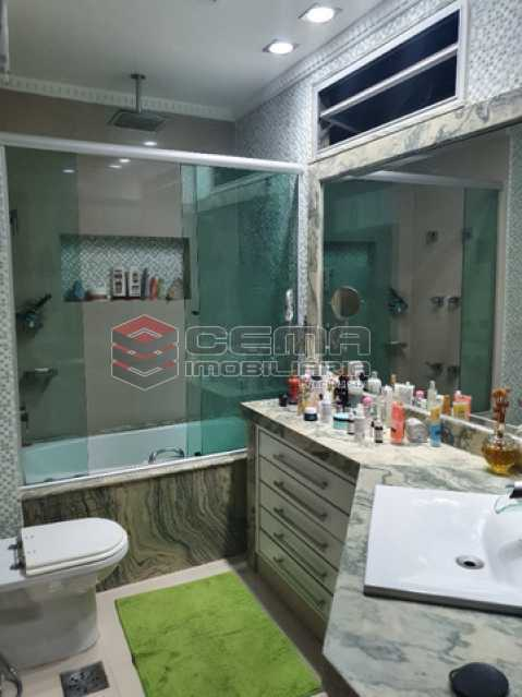 027162863401351 - Apartamento 3 quartos à venda Cosme Velho, Zona Sul RJ - R$ 1.250.000 - LAAP34402 - 19