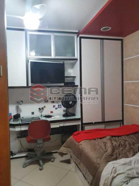 029162383422805 - Apartamento 3 quartos à venda Cosme Velho, Zona Sul RJ - R$ 1.250.000 - LAAP34402 - 10