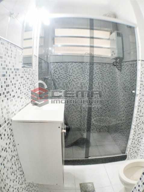 Banheiro  - Quarto e sala na Praia de Botafogo!!! - LAAP12900 - 16