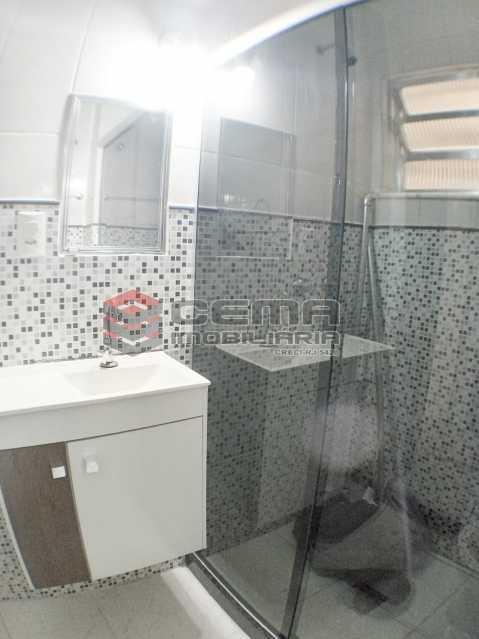 Banheiro  - Quarto e sala na Praia de Botafogo!!! - LAAP12900 - 17