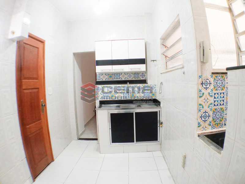 Cozinha  - Quarto e sala na Praia de Botafogo!!! - LAAP12900 - 12