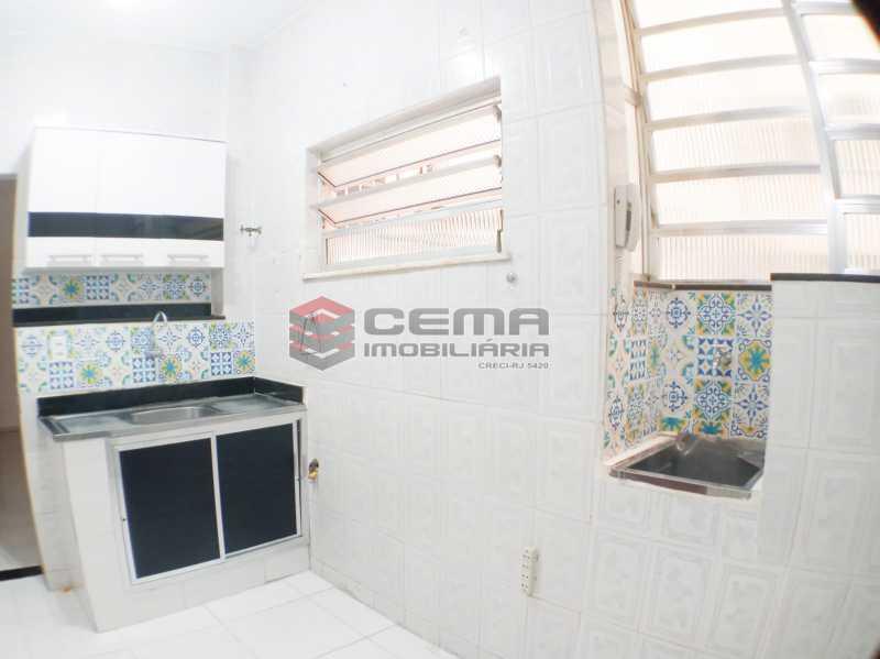 Cozinha  - Quarto e sala na Praia de Botafogo!!! - LAAP12900 - 13