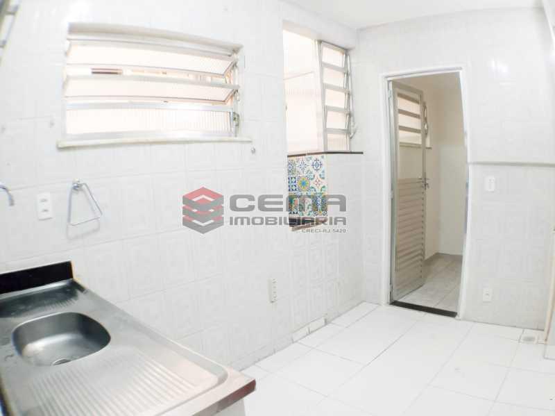 Cozinha  - Quarto e sala na Praia de Botafogo!!! - LAAP12900 - 14