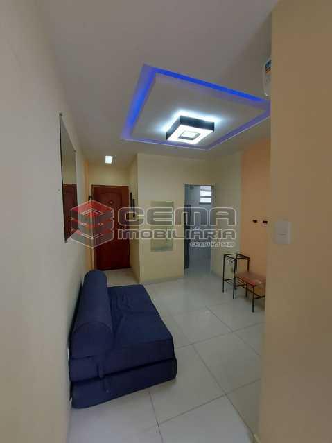 sala - Apartamento 1 quarto para alugar Flamengo, Zona Sul RJ - R$ 1.600 - LAAP12902 - 4