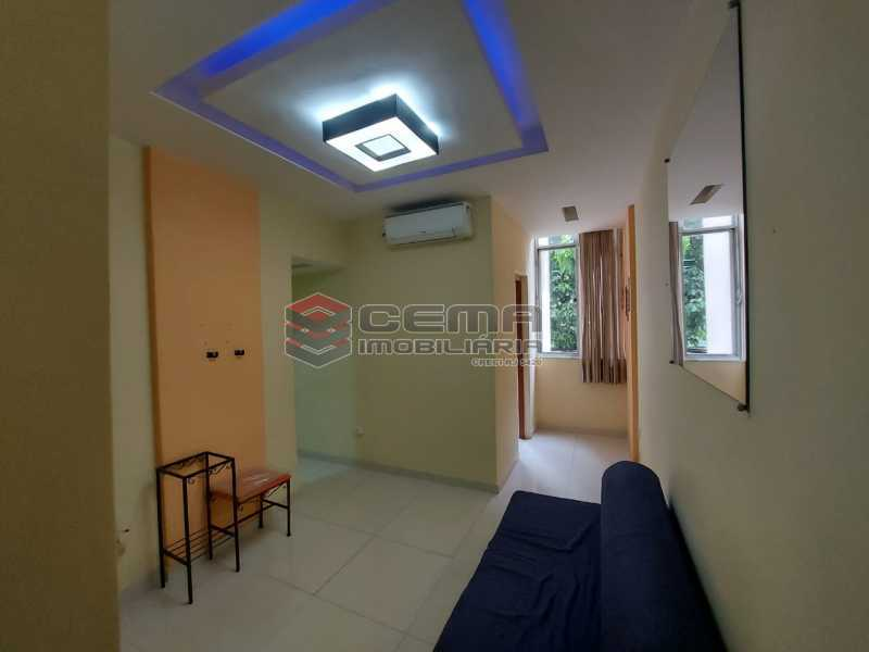 sala - Apartamento 1 quarto para alugar Flamengo, Zona Sul RJ - R$ 1.600 - LAAP12902 - 1