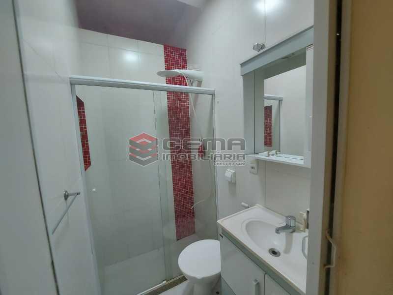 banheiro - Apartamento 1 quarto para alugar Flamengo, Zona Sul RJ - R$ 1.600 - LAAP12902 - 14