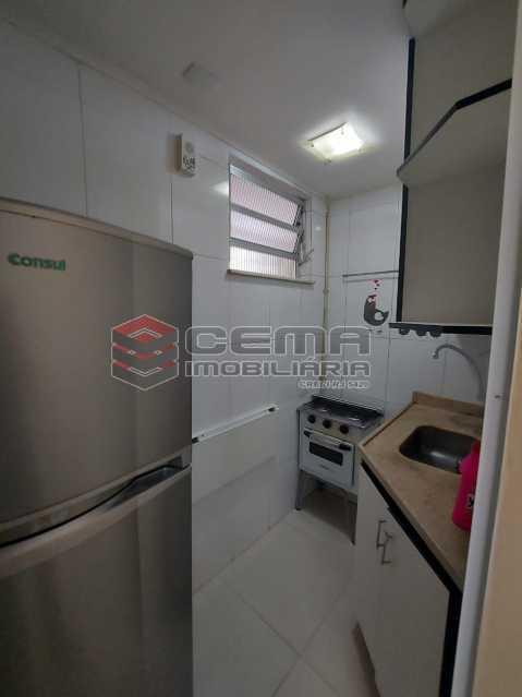 cozinha - Apartamento 1 quarto para alugar Flamengo, Zona Sul RJ - R$ 1.600 - LAAP12902 - 13