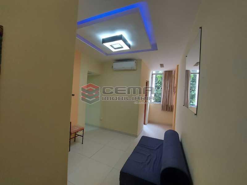 sala - Apartamento 1 quarto para alugar Flamengo, Zona Sul RJ - R$ 1.600 - LAAP12902 - 5