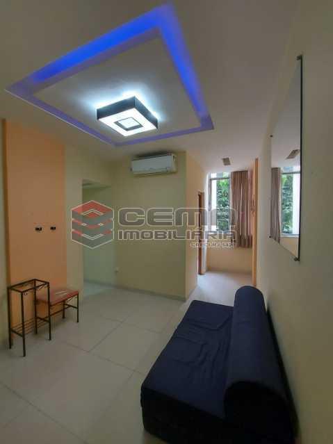 sala - Apartamento 1 quarto para alugar Flamengo, Zona Sul RJ - R$ 1.600 - LAAP12902 - 6