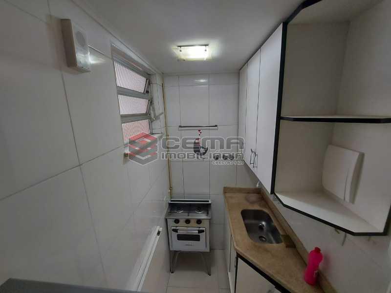 cozinha - Apartamento 1 quarto para alugar Flamengo, Zona Sul RJ - R$ 1.600 - LAAP12902 - 12