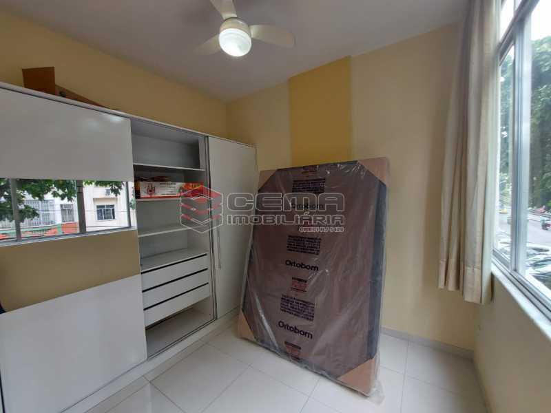 quarto - Apartamento 1 quarto para alugar Flamengo, Zona Sul RJ - R$ 1.600 - LAAP12902 - 9