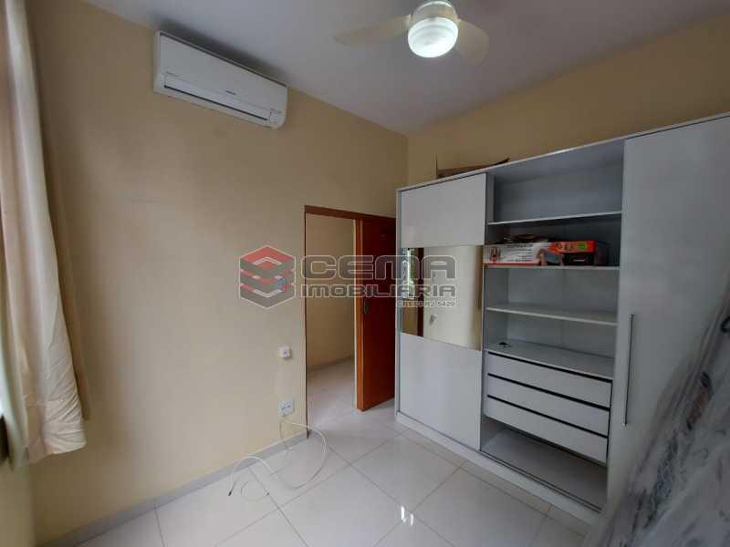 quarto - Apartamento 1 quarto para alugar Flamengo, Zona Sul RJ - R$ 1.600 - LAAP12902 - 10