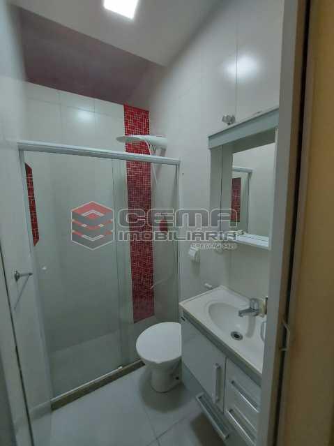 banheiro - Apartamento 1 quarto para alugar Flamengo, Zona Sul RJ - R$ 1.600 - LAAP12902 - 16