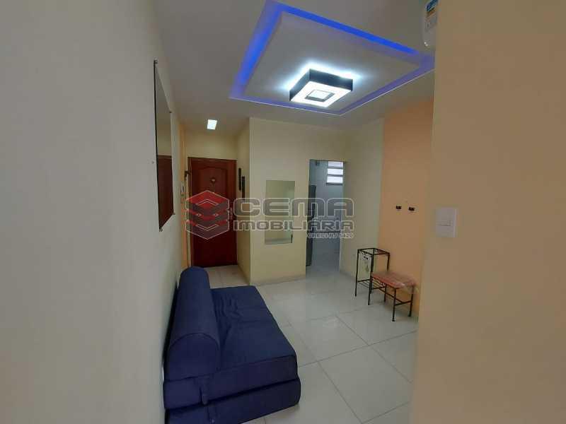 sala - Apartamento 1 quarto para alugar Flamengo, Zona Sul RJ - R$ 1.600 - LAAP12902 - 3