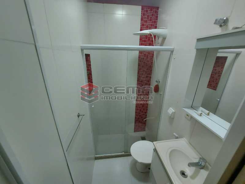 banheiro - Apartamento 1 quarto para alugar Flamengo, Zona Sul RJ - R$ 1.600 - LAAP12902 - 15