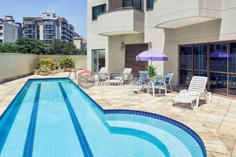 b7 - Apartamento 1 quarto à venda Botafogo, Zona Sul RJ - R$ 450.000 - LAAP12903 - 7