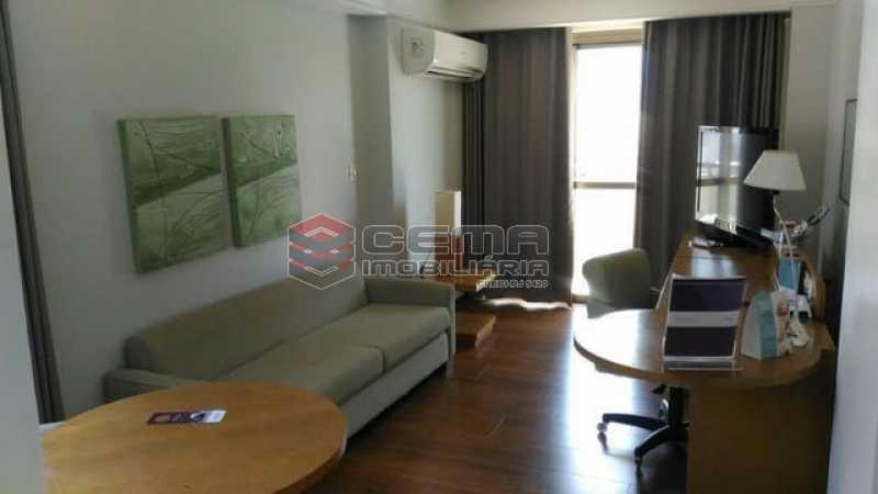 b4 - Apartamento 1 quarto à venda Botafogo, Zona Sul RJ - R$ 450.000 - LAAP12903 - 3