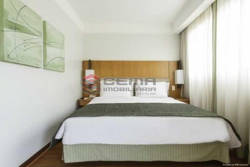 b3 - Apartamento 1 quarto à venda Botafogo, Zona Sul RJ - R$ 450.000 - LAAP12903 - 4