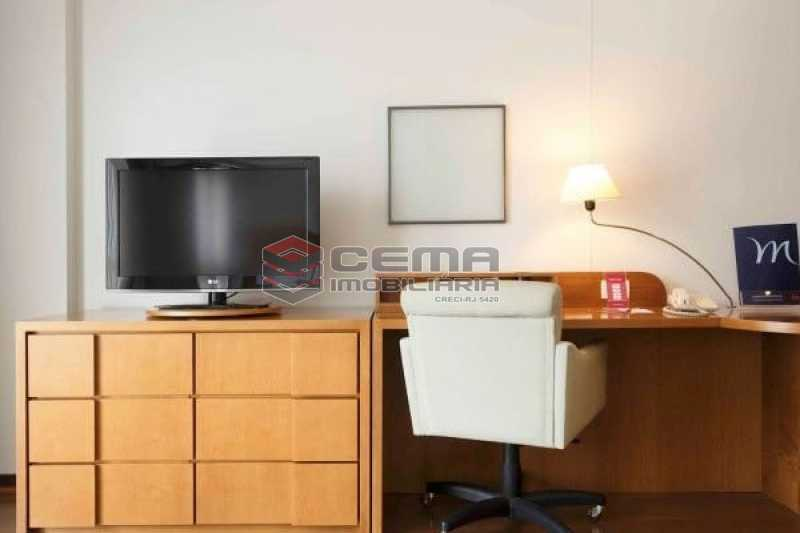 b2 - Apartamento 1 quarto à venda Botafogo, Zona Sul RJ - R$ 450.000 - LAAP12903 - 6