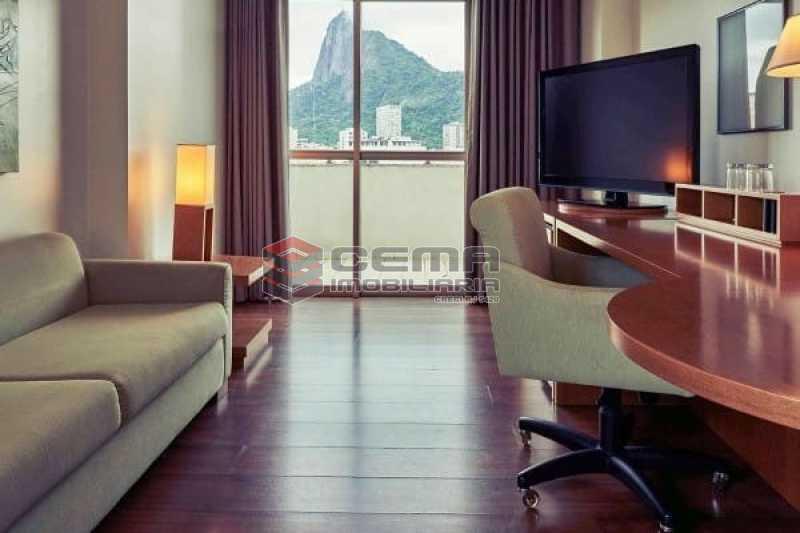b1 - Apartamento 1 quarto à venda Botafogo, Zona Sul RJ - R$ 450.000 - LAAP12903 - 1