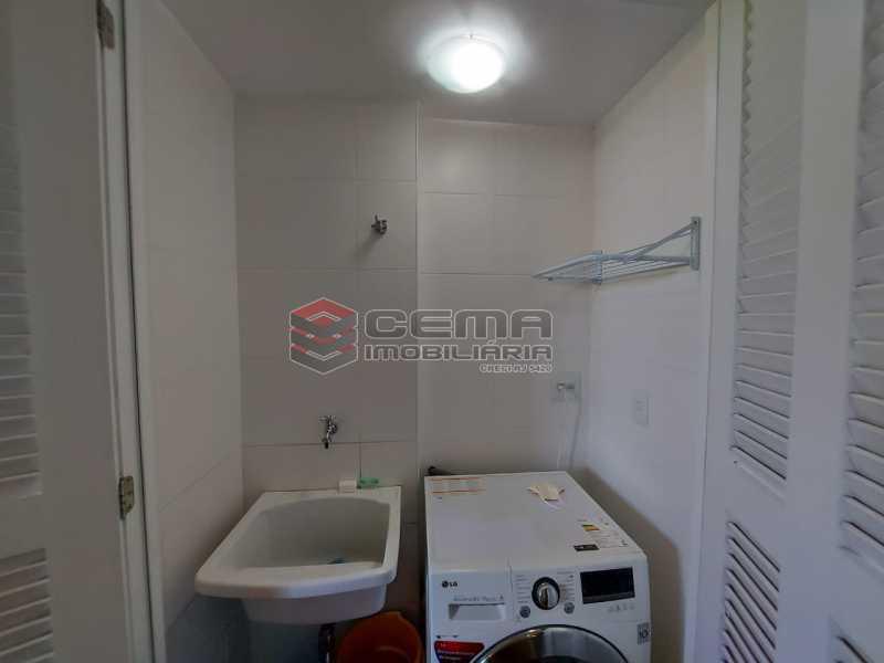 lavanderia - 1 quarto com vaga de garagem! - LAAP12904 - 19