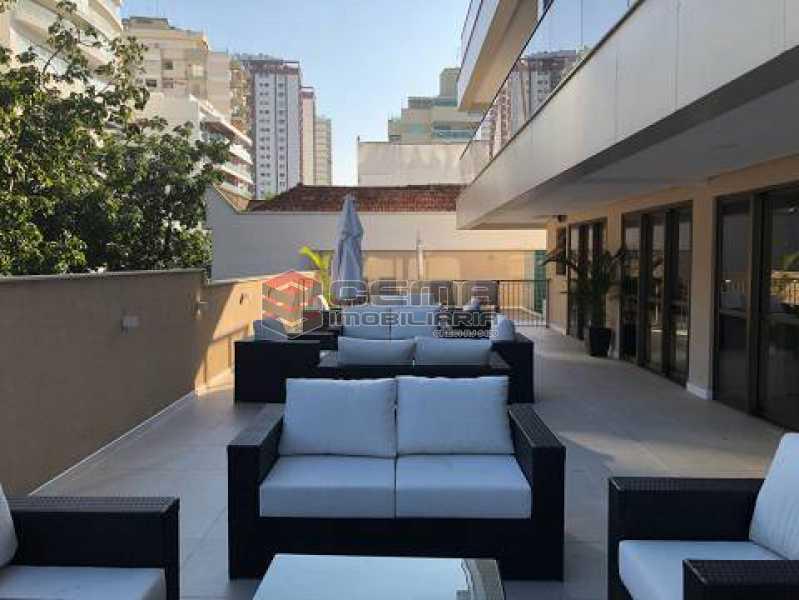 3 - Cobertura 4 quartos à venda Botafogo, Zona Sul RJ - R$ 2.700.000 - LACO40154 - 5